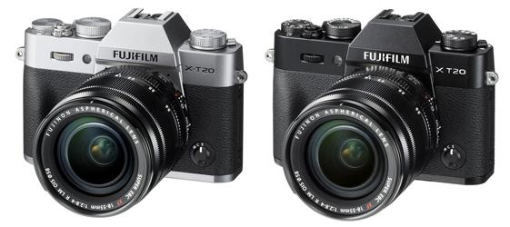 Fujifilm X T20 Series APS C 243 Trans CMOS III 325 AF Custom Setting Pre Set T2