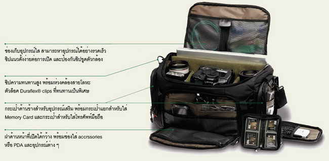 Tenba Shootout Shoulder Bag Small 72